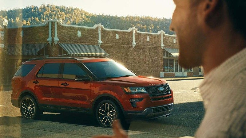 2018 Ford Explorer | Ford Explorer in Conyers, GA ...