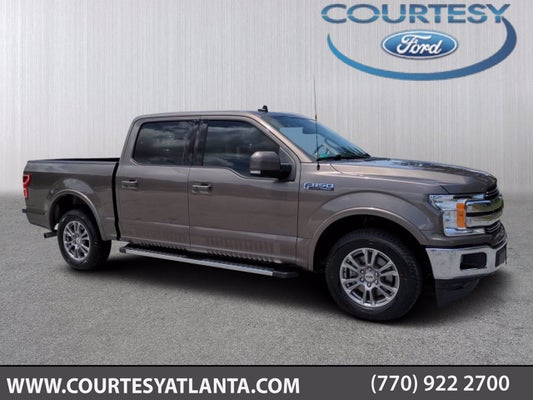 Courtesy Ford Conyers Ga >> 2019 Ford F 150 Lariat