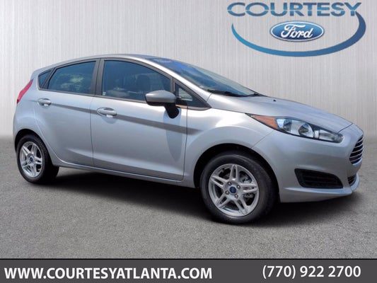 Courtesy Ford Conyers Ga >> 2019 Ford Fiesta Se
